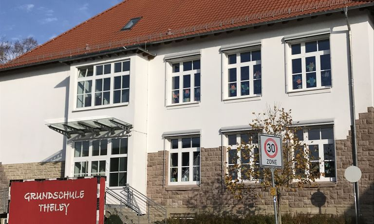 Grundschule Theley - Schulfreunde Theley e.V.