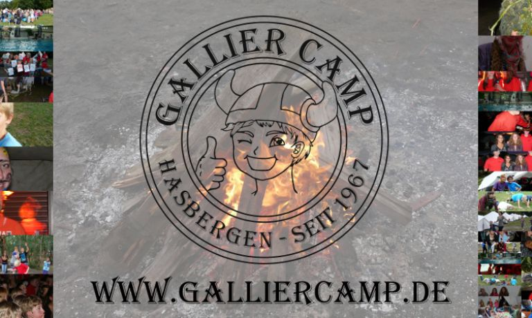 Gallier Camp Hasbergen
