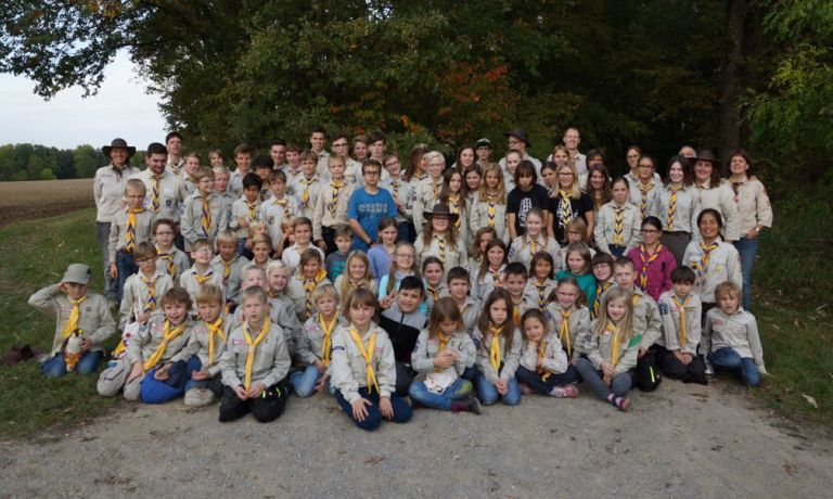 Royal Rangers, Christliche Pfadfinder, Rothenburg ob der Tauber